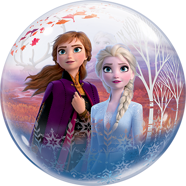 Frozen 2 Bubble Ballon