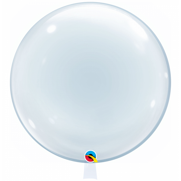 Deco Bubble Ballon XL - Clear